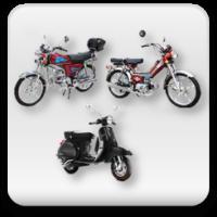 Импортные мотоциклы, мопеды, скутеры, ATV. ЗиП